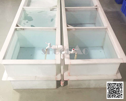Manual Barrel Plating Machine Shuobao Industrial Equipment